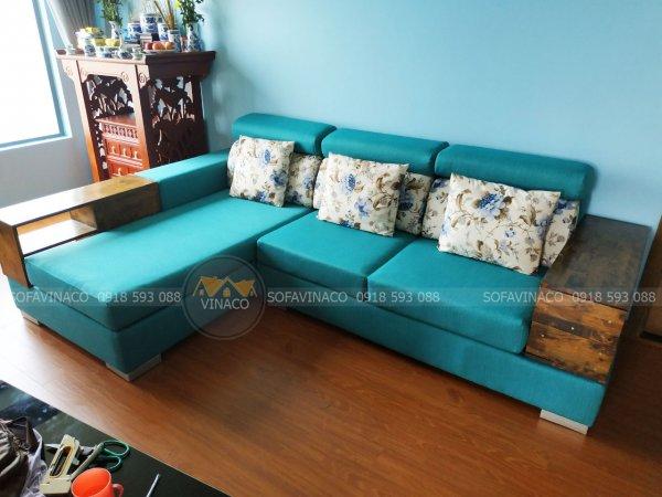 Dịch vụ bọc lại ghế của Vinavo đã thay đổi hoàn toàn bộ ghế ở Mễ Trì