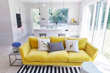Cách chọn màu, kích thước ghế sofa chuẩn cho phòng khách theo phong thuỷ