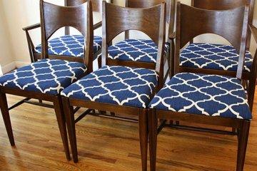 """Các mẫu đệm ghế bàn ăn đẹp giúp nâng tầm căn bếp """"sang chảnh"""""""