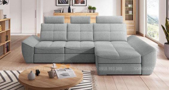 Ghế sofa sang trọng, hiện đại và tiết kiệm không gian