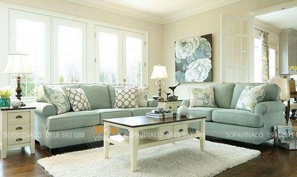 Thay đổi một phong cách hoàn toàn mới khi bọc lại ghế sofa nhà mình