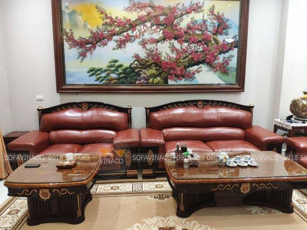 Kết hợp hoàn hảo với các trang trí phòng khách của gia đình