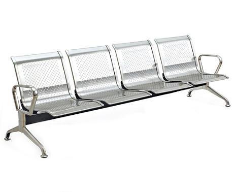 Loại ghế chờ bằng inox phổ biến nhất hiện nay