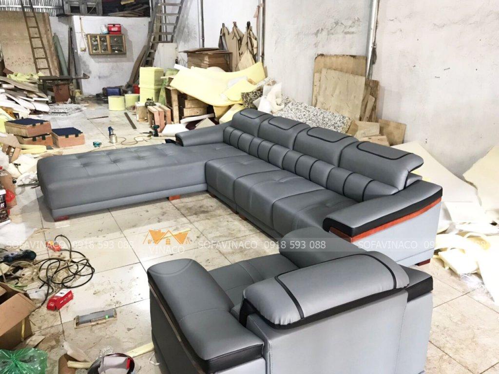 Xưởng sản xuất bọc ghế