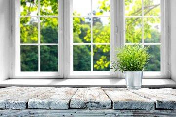 10 Cách tận dụng cửa sổ đầy nắng của nhà bạn một cách hoàn hảo