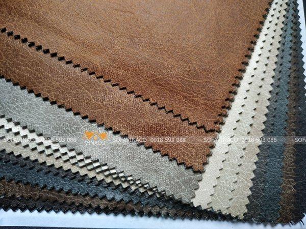 Các màu của mẫu vải Toreador
