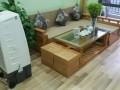 Làm đệm ghế gỗ tại Hà Nội