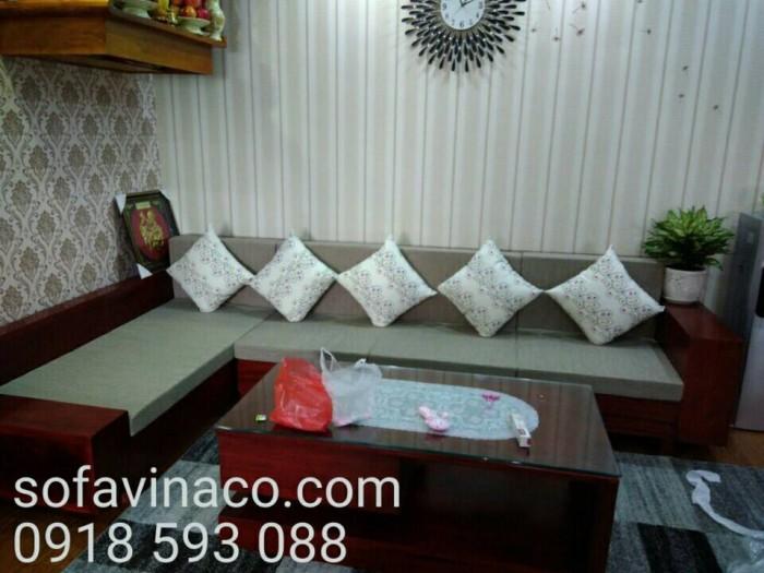 Làm đệm ghế sofa gỗ giá tốt chất lượng cao