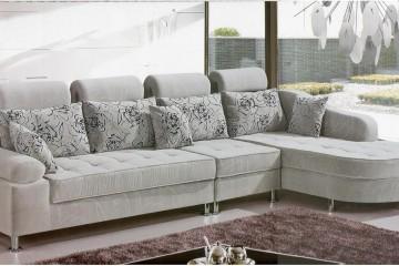 Chọn bọc ghế sofa màu gì để có phòng khách hiện đại?