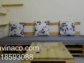 Đệm ghế pallet tại Vinaco
