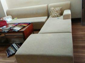 Bộ ghế sofa cần bọc lại tại Tam Trinh