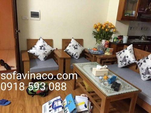 Đệm ghế gỗ của Vinaco