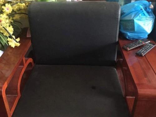 Đệm của chiếc ghế đơn