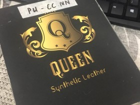 Quyển da công nghiệp cao cấp Queen