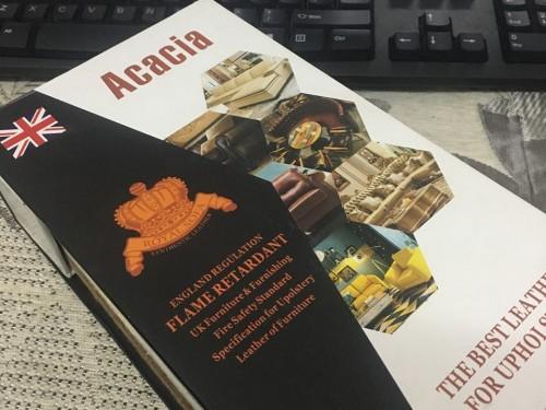 Quyển da công nghiệp ACACIA cao cấp