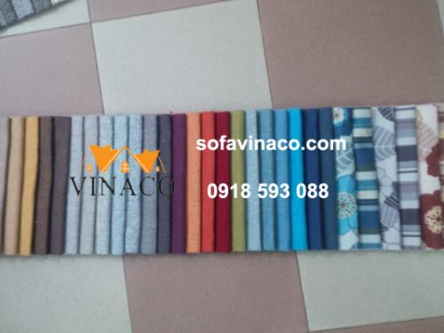Tất cả các màu sắc của mẫu vải thô cao cấp HL