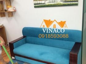 Công trình bọc ghế sofa tại Trần Cung đã hoàn thành