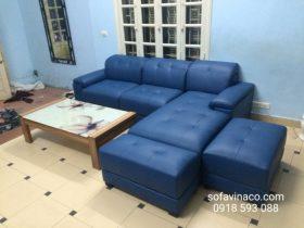 Bọc ghế sofa da tại Tô Vĩnh Diện, Thanh Xuân, Hà Nội