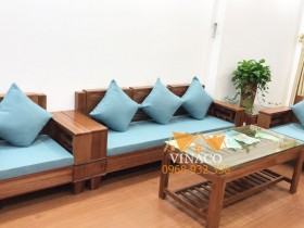 Làm đệm ghế tại Đại Kim, Hoàng Mai
