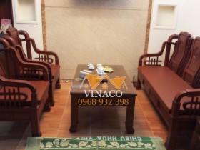 Làm đệm ghế trên toàn quốc với Vinaco