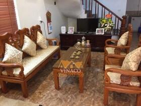 Bộ đệm ghế gấm ở Sơn Tây, Hà Nội