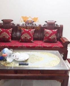 Làm đệm ghế tại Thái Nguyên cùng Vinaco