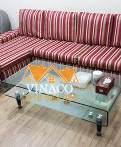 Công trình bọc ghế sofa tại 172 Trần Bình đã được hoàn thành một cách xuất sắc