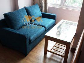Dịch vụ bọc ghế sofa của Vinaco đã thay một lớp vỏ hoàn toàn mới cho bộ ghế