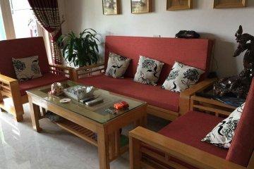 Sử dụng đệm ghế gỗ êm hơn, thoải mái hơn