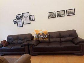 Dịch vụ bọc ghế sofa của Vinaco luôn biến sofa cũ thành sofa mới