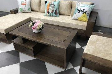 Cách lựa chọn màu cho bọc đệm ghế gỗ ấn tượng