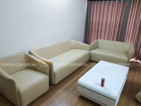 Dịch vụ thay da ghế sofa của Vinaco đa thay đổi hoàn toàn bộ ghế bong tróc lúc đâu