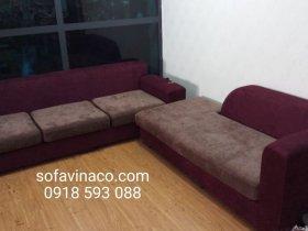 Dịch vụ bọc lại ghế sofa tại Long Biên Hà Nội