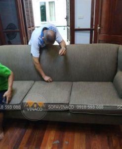 Ưu điểm lớn nhất khi bọc ghế tại nhà đó là khách hàng có thể tự tay chỉnh sửa được theo mong muốn khi bọc