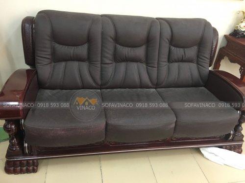 Bộ ghế sofa phòng họp ở Thuận Thành, Bắc Ninh