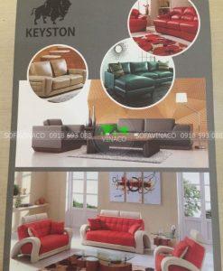 Bìa quyển da công nghiệp cao cấp Keyston