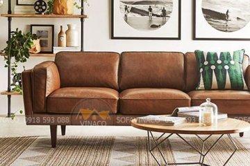 Bí kíp lựa chọn chất liệu bọc ghế sofa phù hợp cho mùa xuân
