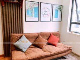 Bọc ghế sofa giường với chất lượng tốt nhất tại Vinaco