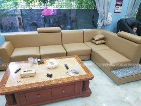 Thay đổi chiếc ghế sofa của gia đình bạn bằng dịch vụ bọc ghế sofa của Vinaco