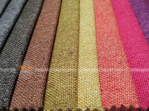 Chi tiết kiểu dệt của mẫu vải này