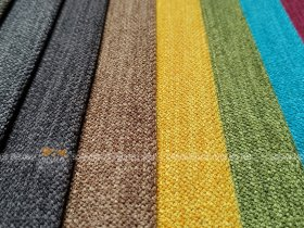 Chi tiết mặt vải của mẫu vải thô K20
