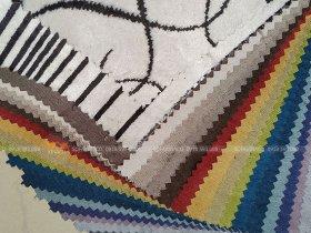 Tất cả các màu của mẫu vải bọc ghế đệm ghế cao cấp Chelesea