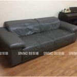 Vỏ bọc ghế sofa bị nhão rách làm ghế trở nên xấu xí