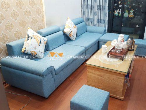 Bọc ghế sofa giá rẻ tại Phạm Văn Đồng
