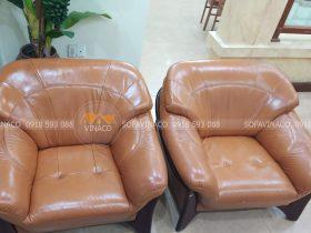 Giặt ghế sofa siêu sạch cùng Vinaco