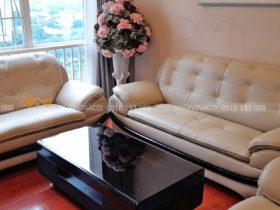 Bọc ghế sofa cùng Vinaco để làm mới bộ sofa nhà bạn