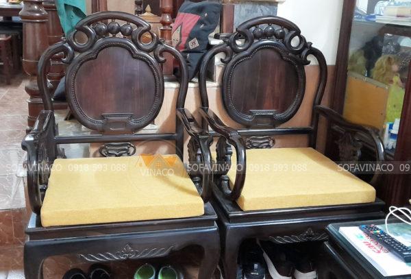 Đặt ngay đệm ghế đông kỵ tại Vinaco để được miễn phí chọn mẫu và giao đệm tận nhà