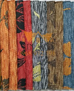 Mẫu vải hoa dày dặn theo cặp rất đẹp và tiện dụng