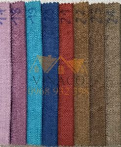 Bảng màu của mẫu vải N45