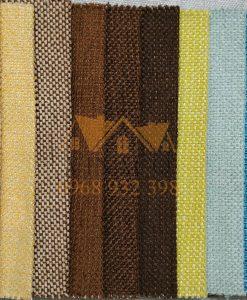 Bảng màu của mẫu vải nỉ T45